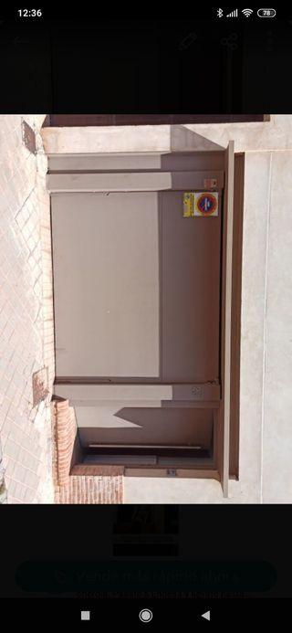 puerta de garaje