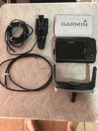 Sonda Garmin Striker 5CV con trasductor
