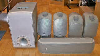 Set altavoces Bowers and Wilkins