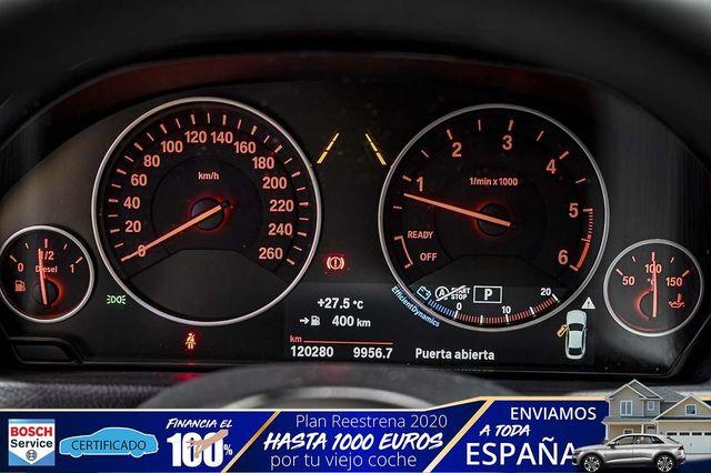 BMW 420 AUTO NAVI LED CUERO