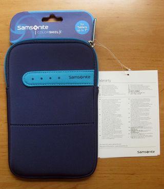 """Funda Samsonite para Tablet/eBook de 7""""(NUEVA)"""