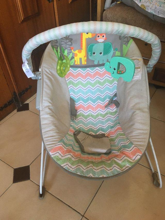 Hamaca bebé Bright Starts