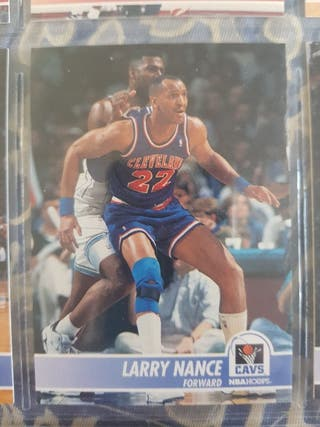 Trading card LARRY NANCE (Cleveland Cavaliers) #36