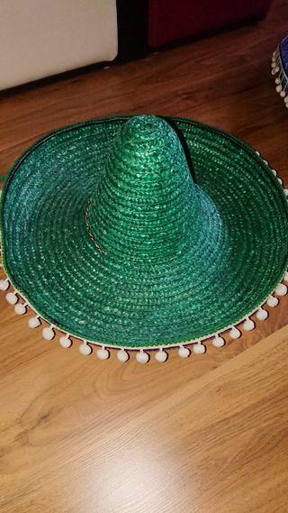 Sombreros mexicanos.