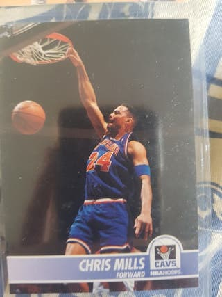 Trading card CHRIS MILLS (Cleveland Cavaliers) #35