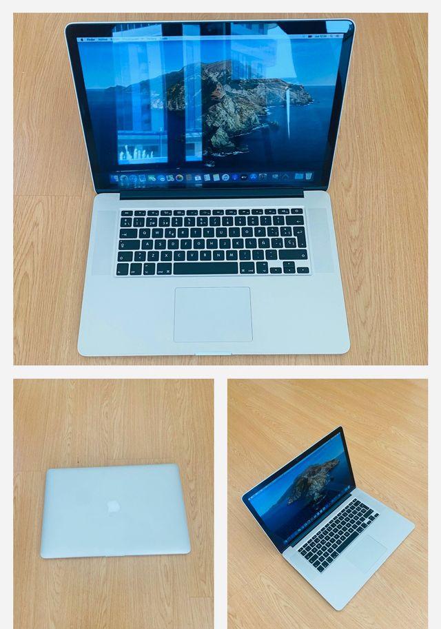 Macbook pro 15@ retina