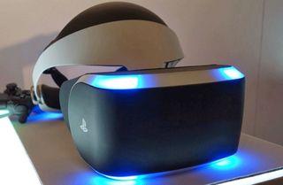 GAFAS VR PS4+CAMARA+AIM CONTROLLER+JUEGO