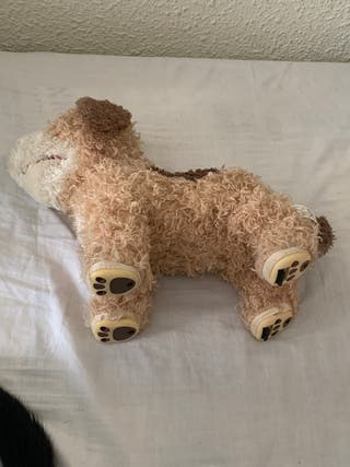 Perro con pilas