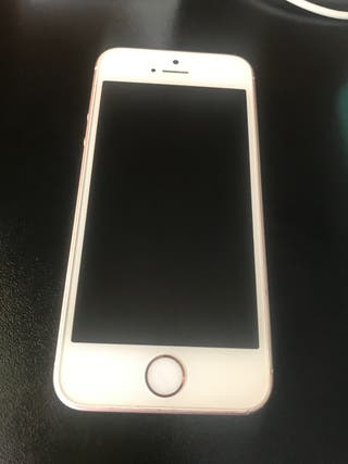 iPhone SE 16GB Rose Gold cargador original