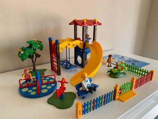 Parque infantil play movil