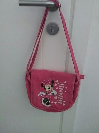 Bandolera bolso Minnie