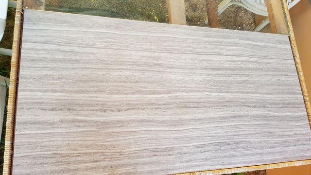 Gres Porcelánico 120 x 60cm, gris veta, mate