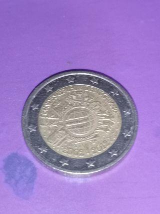 2 euros conmemorativos Alemania 2002 2012