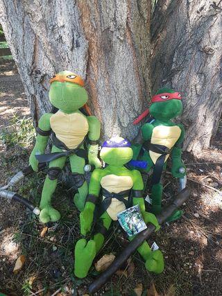 tortugas ninja peluche