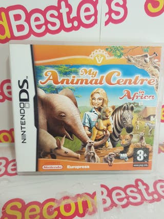 Nintendo DS My animal Centre in Africa