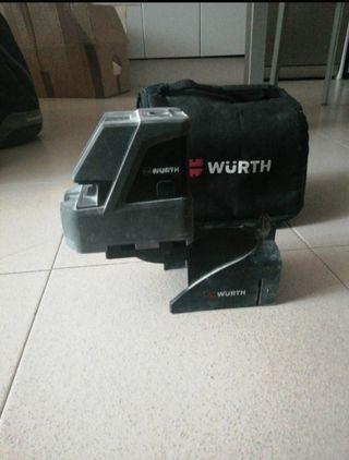 Nivel laser autonivelante Wurth