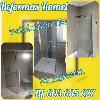 instalador de Mamparas de baño