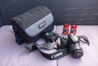 Cámara REFLEX Canon EOS 400D
