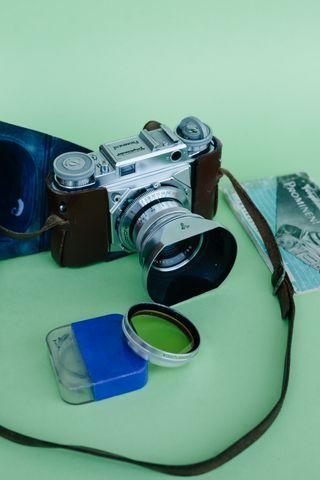 Voigtlander Prominent + Ultron 50mm F2