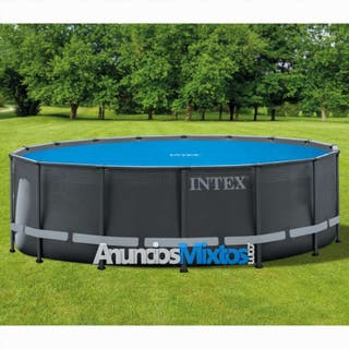 Cubierta solar de piscina redonda 488 cm