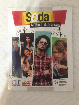 Libro Francés Soda 1ºBachillerato Anaya