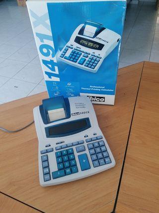Calculadora impresora de Alta tecnología