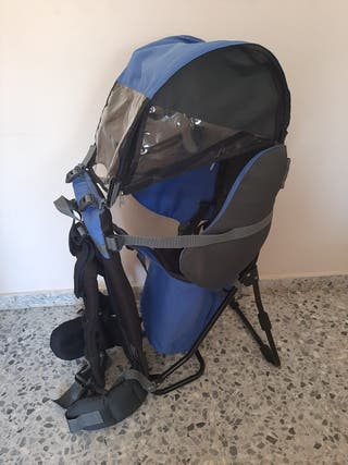 mochila portabebés para la montaña