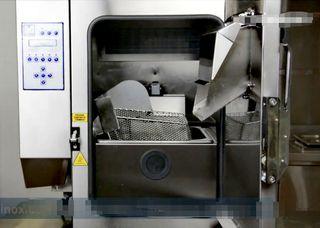 Freidora sin humos industrial