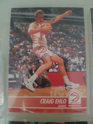 Trading card CRAIG EHLO (Atlanta Hawks) #4
