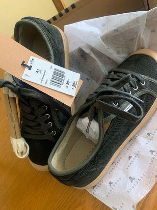 Zapatillas Scalpers verdes 41