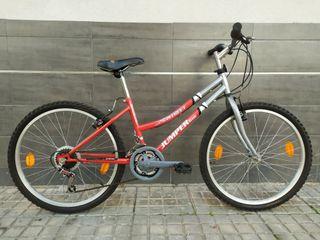 Bici Jumperfree como Nueva