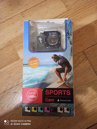 cámara deportiva