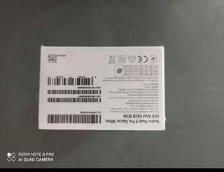 Xiaomi Redmi Note 9 Pro Nácar