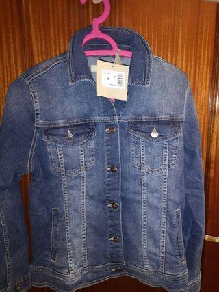 chaqueta Jean cazadora