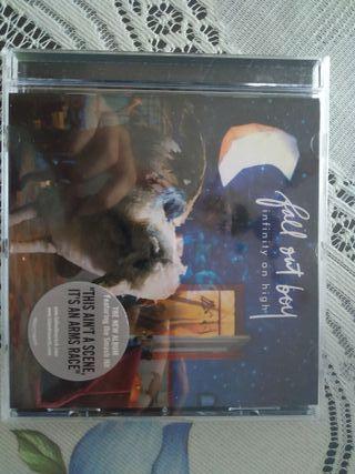 CD fall out boy