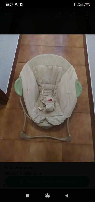 hamaca silla bebé