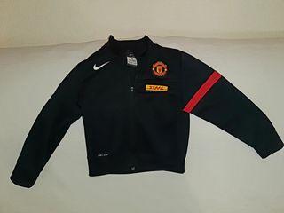 Chaqueta niño Manchester United 6-7 años
