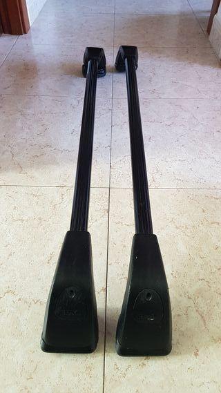 barras de techo de Citroen C3 y xsara