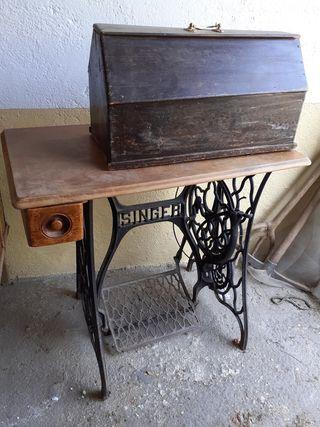 Máquina de coser Antigua del 1911