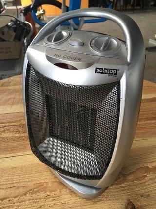 Calefactor electrico pequeño modelo Huaraz