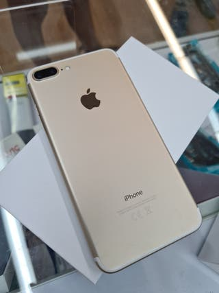 Iphone 7 plus 32gb gold OFERTA