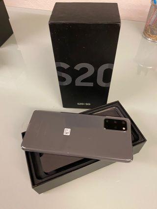 Samsung galaxy s20 plus 128gb 5G gris
