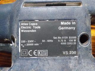 Lijadora Eléctrica Orbital AEG