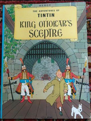 Tintín: King Ottokar's Sceptre