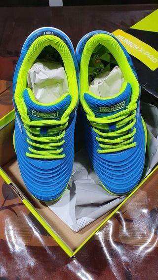 Zapatillas de pádel Múnich Pad X número 39
