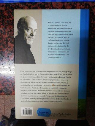 2 LIBROS PAULO COELHO