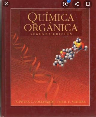 química orgánica universitaria