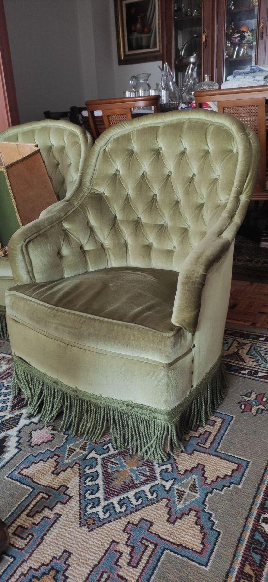 Butaca retro - sillón