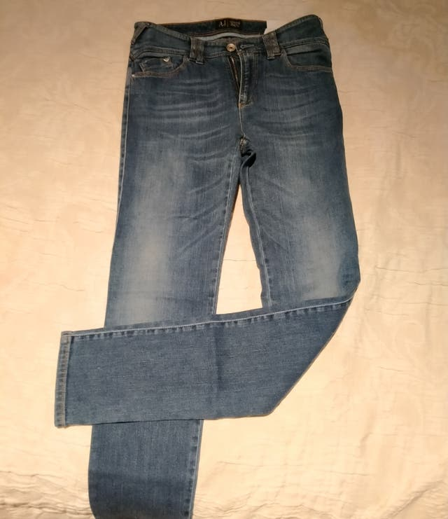 Pantalones vaqueros Armani Jeans
