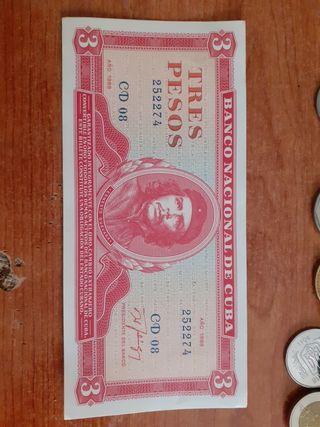 billete del che